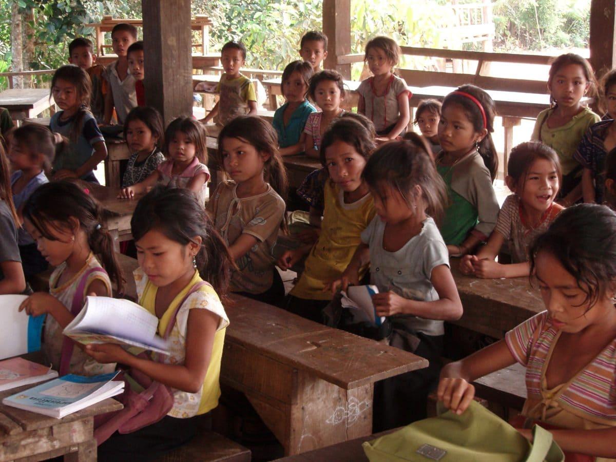 osztályteremben, emberek, gyermek, szoba, osztály, iskola, csoport, oktatás