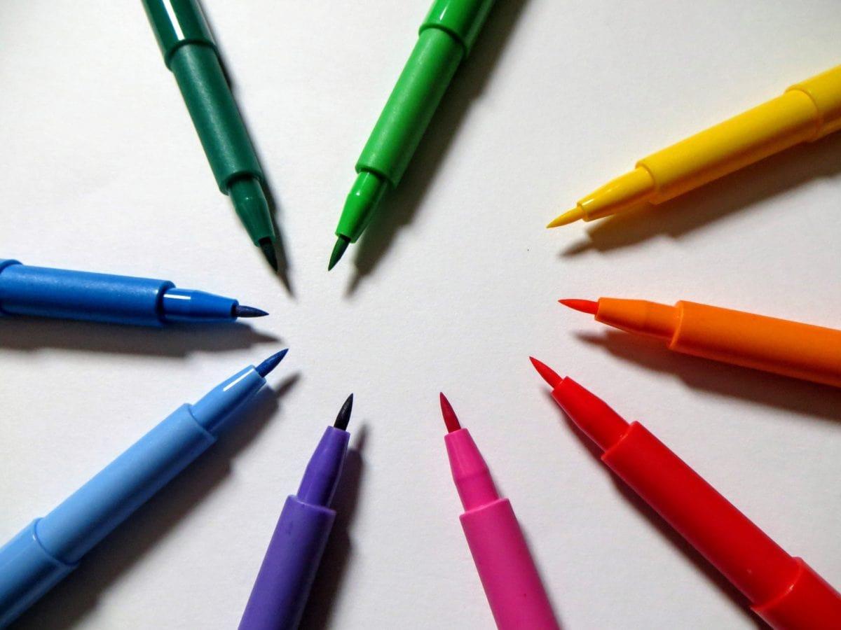 молив, образование, пиша, хартия, училище, състав, писане, колеж