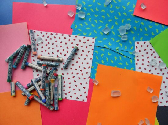 envelope, paper, christmas, card, decoration, pattern, gift, color