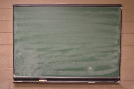 blackboard, dirty, retro, blank, wall, texture, old, rustic