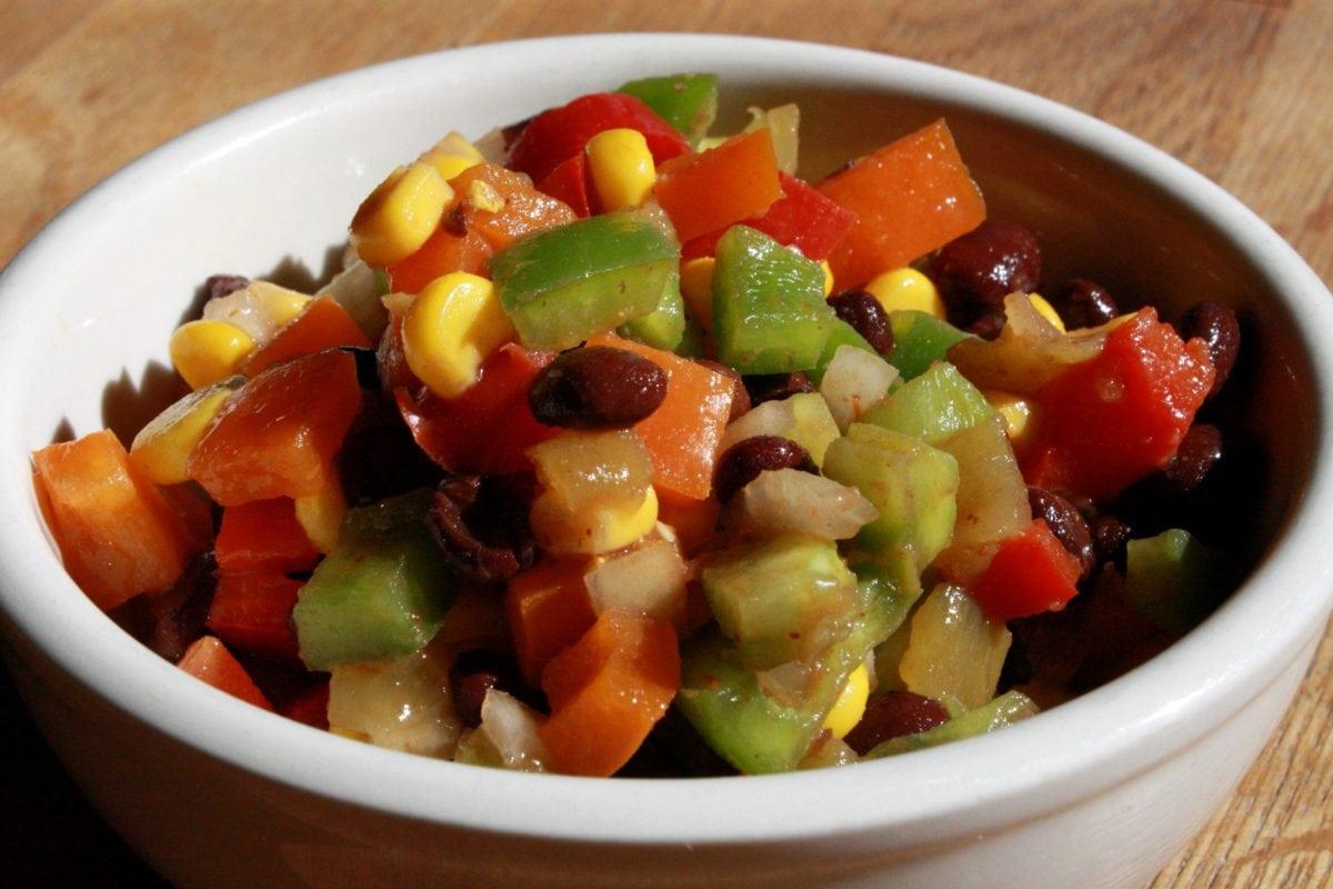 Mittagessen, Essen, Ernährung, Gericht, Gemüse, Salat, Mahlzeit, Abendessen