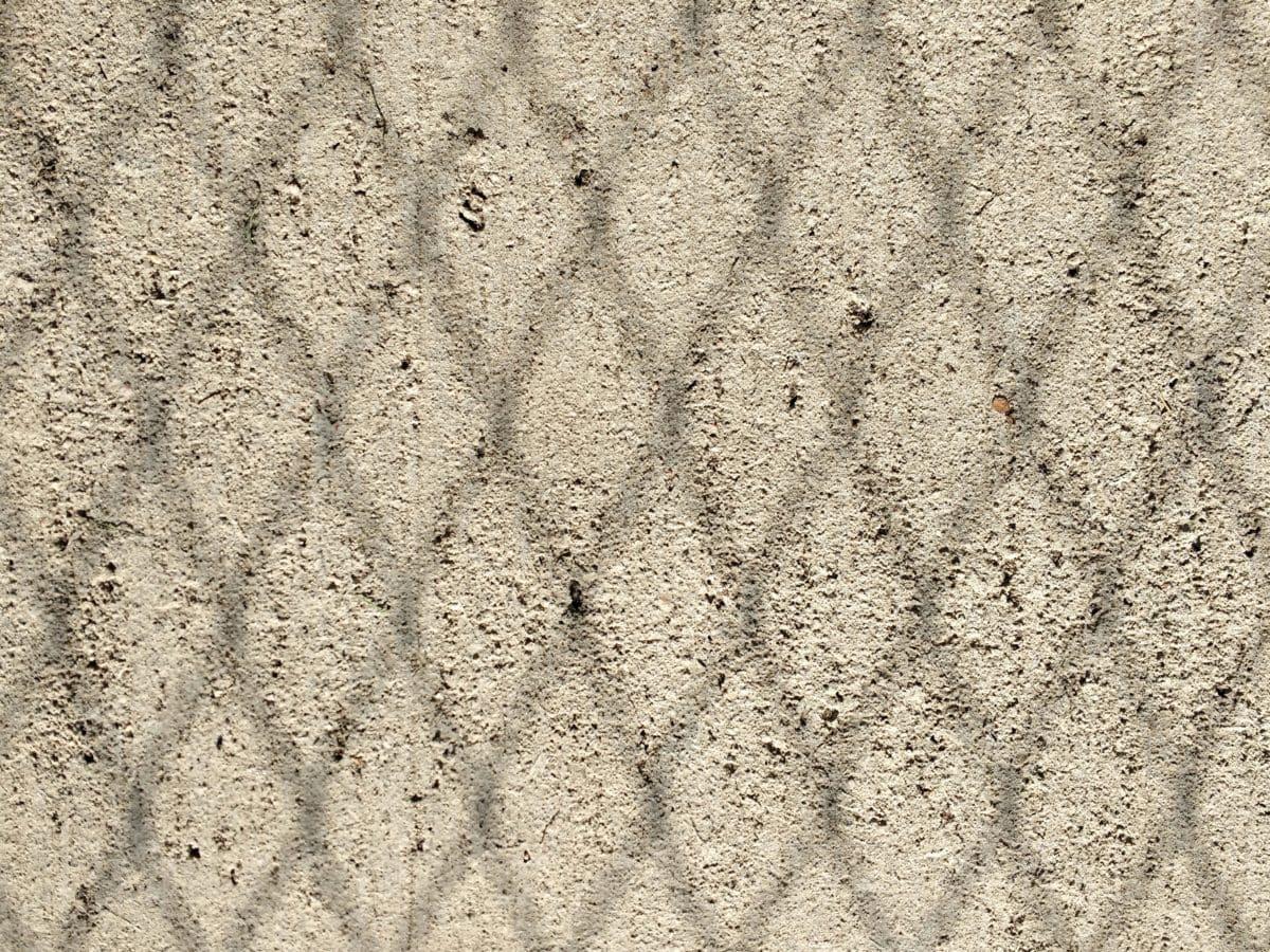 beton, ograda, sjena, grubo, uzorak, materijal, dizajn, tekstura