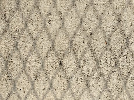 concrete, fence, shadow, rough, pattern, material, design, texture