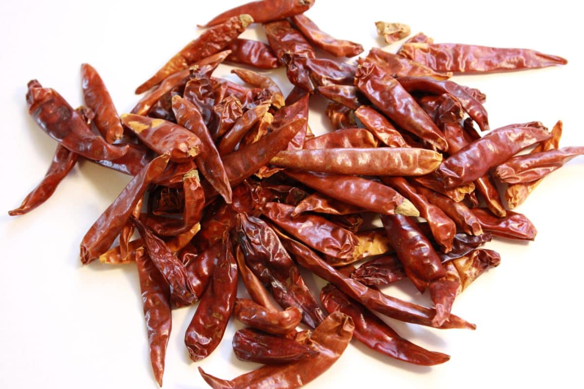 辣椒, 干, 红, 香料, 烹饪, 餐饮, 热, 胡椒