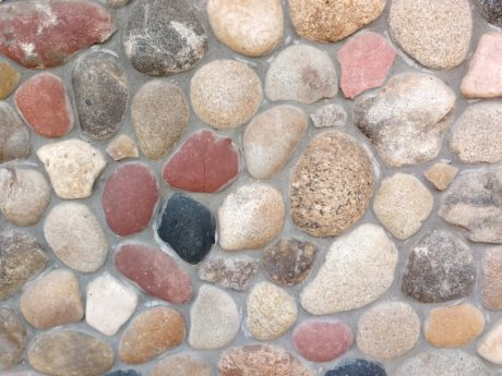 rock, stone, texture, gravel, wall, smooth, pattern, granite