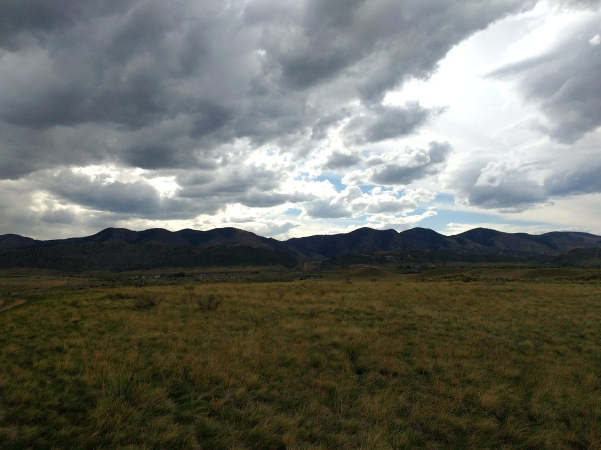 σύννεφο, ορεινών περιοχών, Εύρος, βουνό, τοπίο, ταξίδια, ηλιοβασίλεμα, καταιγίδα