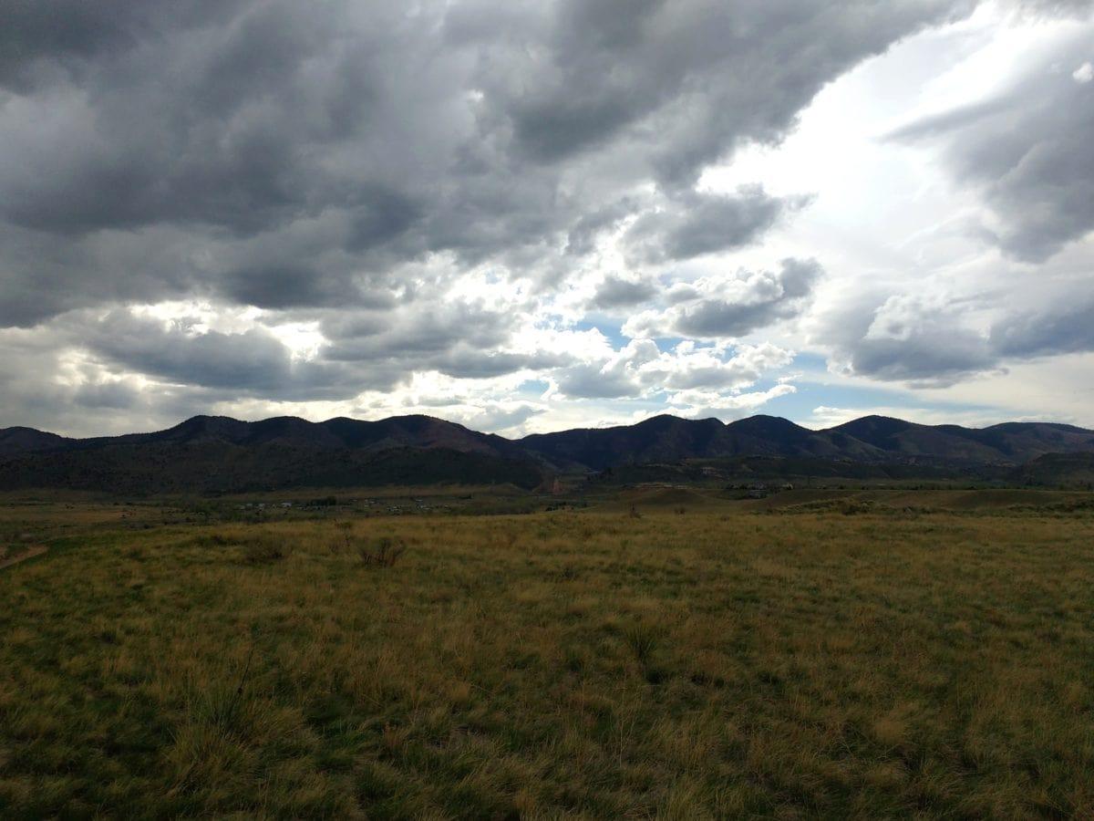 Wolke, Hochland, Angebot, Berg, Landschaft, Reisen, Sonnenuntergang, Sturm