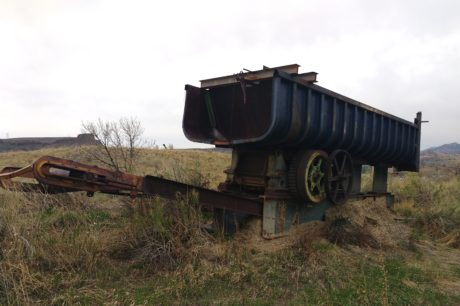 maskin, lokomotiv, övergiven, fordon, industrin, Utomhus, rost, jordbruk