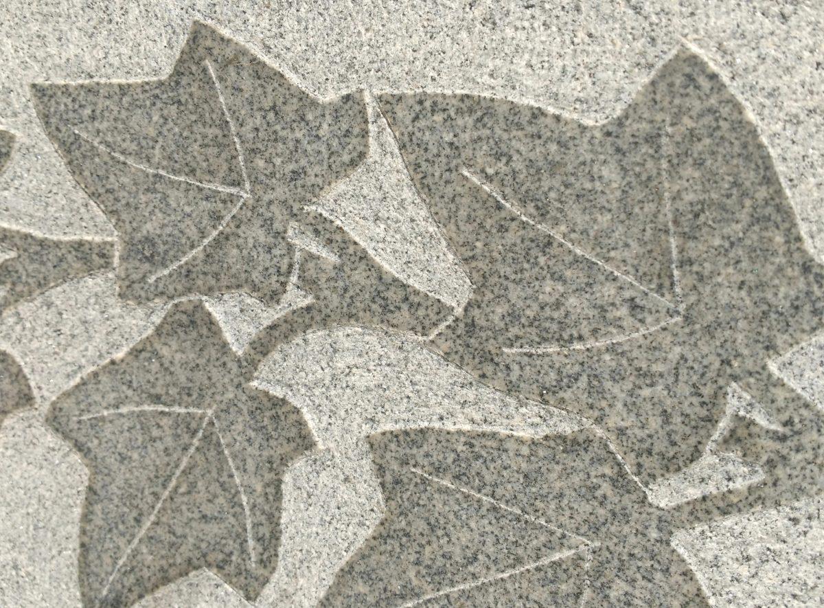 marmer, batu, dinding batu, batu, tekstur, mosaik, daun, permukaan