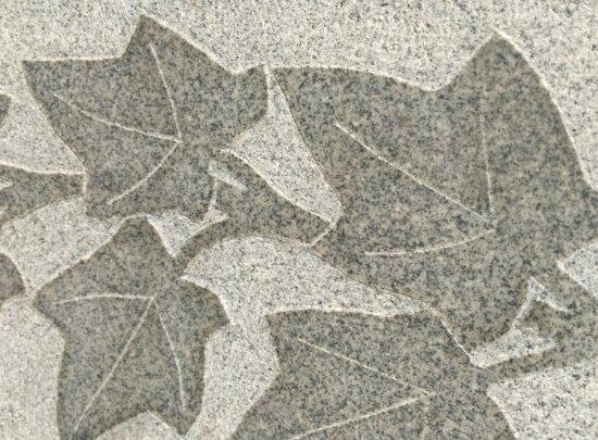 mramor, kámen, kamenná zeď, kamenické práce, textura, mozaika, list, povrch