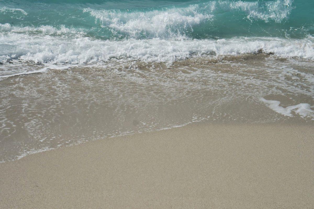 oceana, pjena, tropska, voda, morska obala, val, surfanje, more