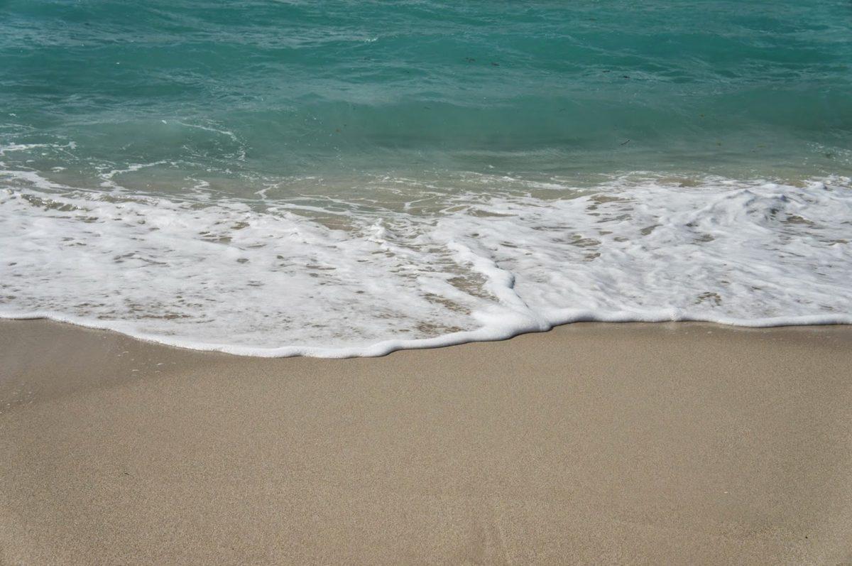 sand, havet, bølge, ocean, skum, vand, surfing, rejse
