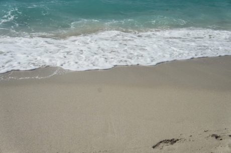 vuorovesi, nousuvesi, meren rannalla, meri, vesi, valtameri, ranta, hiekka