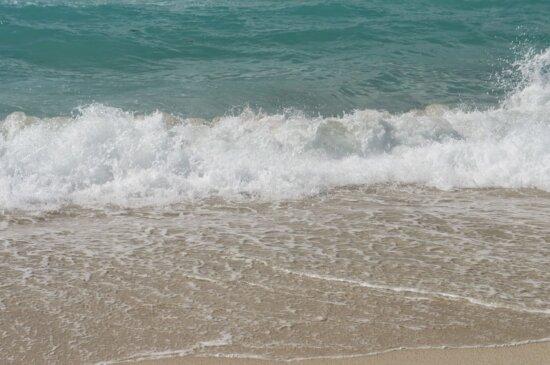 Ozean, Wasser, Strand, Meer, Wellen, Surfen, Küste, Schaum