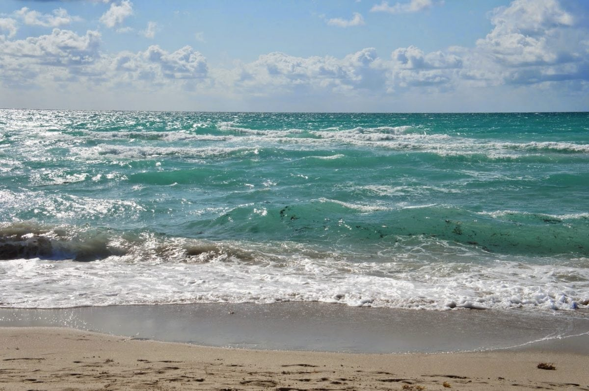 lijepo vrijeme, plima vode, uz more, Obala, oceana, plaža, voda, obale