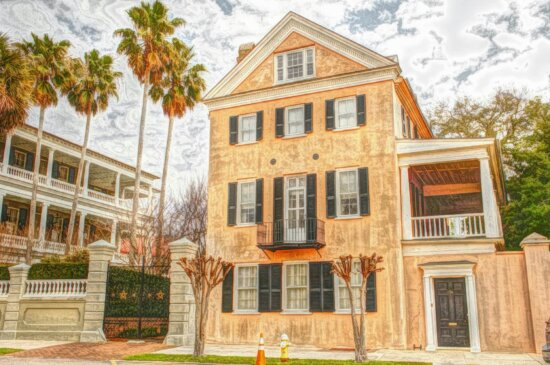 building, house, architecture, estate, structure, home, exterior, window
