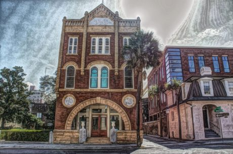 university, building, facade, architecture, old, city, travel, house