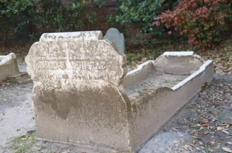 temetés, törlésre kijelölt, kő, temető, emlékmű, sírkő, szerkezete, sír