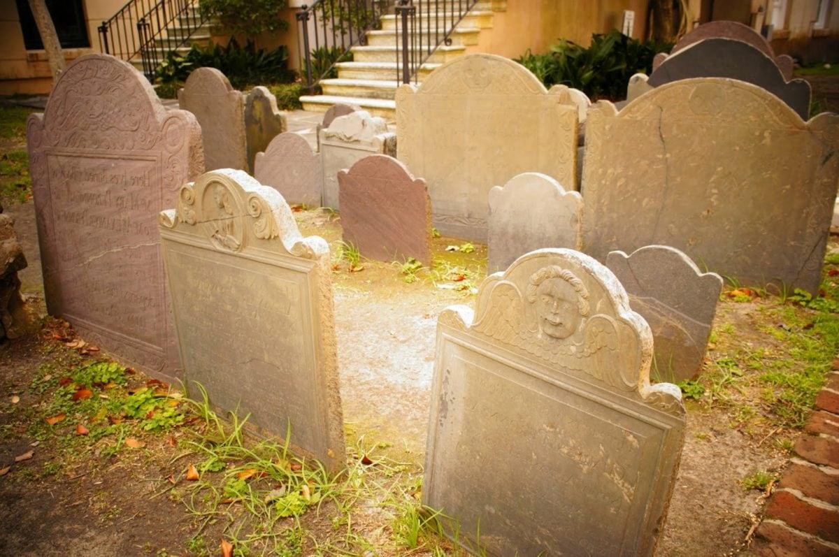Beerdigung, Grabstein, Friedhof, Grab, Grabstein, Garten, Beerdigung, Hof