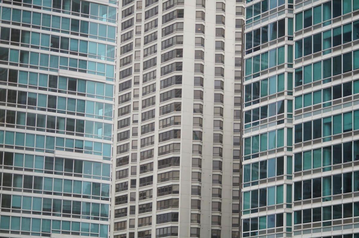 Free picture: downtown, city, architecture, skyscraper, building ...