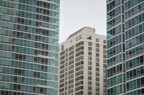 edifício, escritório, cidade, arquitetura, centro da cidade, negócios, urbana, moderna