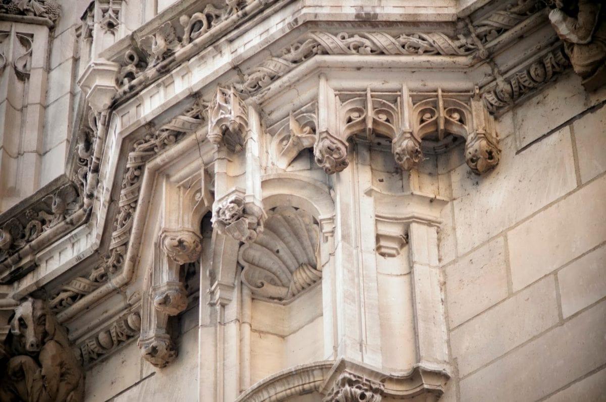 fasáda, cestování, budova, orientační bod, architektura, sloupec, starověké, staré