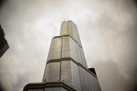 кула, облак, архитектурен стил, архитектура, сграда, сгради, бизнес, бизнес град
