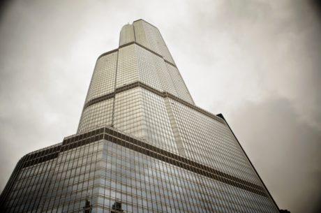 футуристичен, перспектива, облак, архитектурен стил, архитектура, сграда, сгради, бизнес