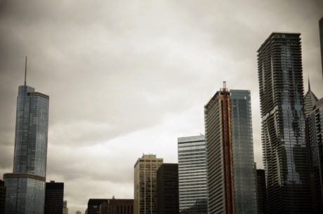 облак, архитектурен стил, архитектура, сграда, сгради, бизнес, бизнес град, Център