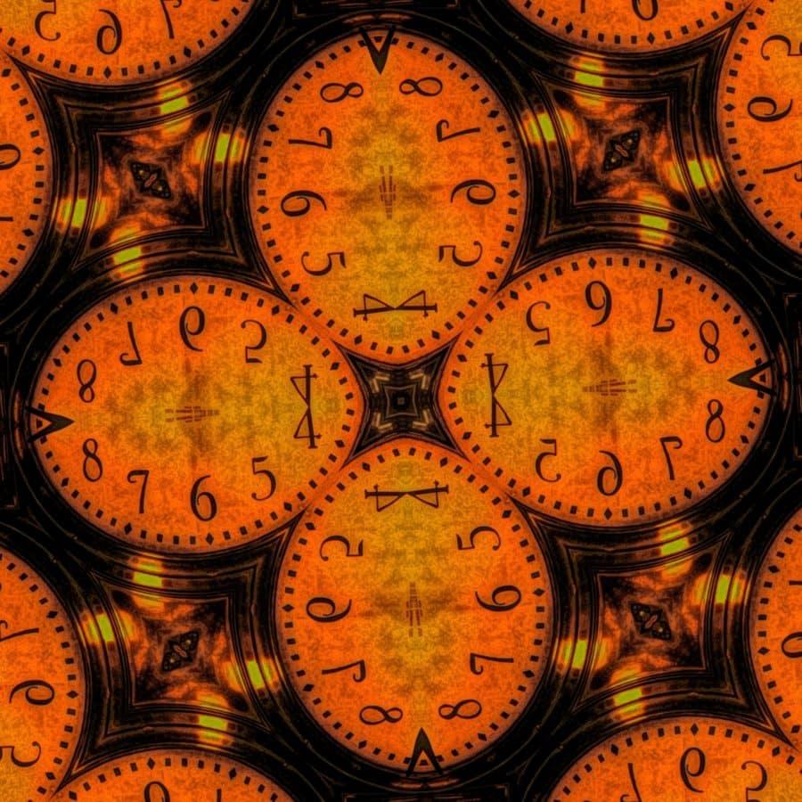 hodiny, abstrakt, vzor, Retro, textura, tapety, dekorace, umění