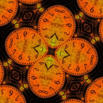 hour, abstract, timepiece, minute, clock, time, watch, pattern