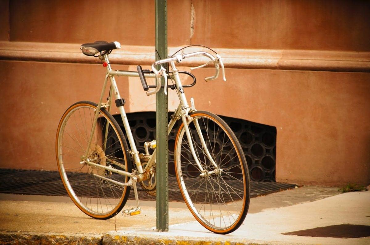носталгия, стар, седалка, Колела, Колоездене, цикъл, колело, дървен материал