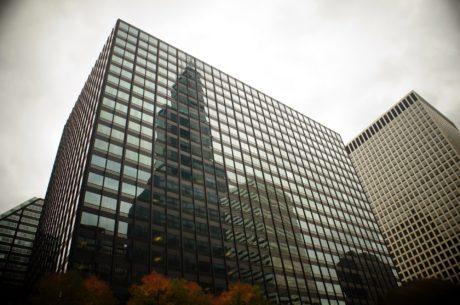 pencakar langit, bangunan, arsitektur, Kota, Kantor, perkotaan, tinggi, modern