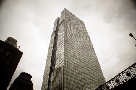 budova, věž, mrakodrap, město, architektura, městský, kancelář, obchodní