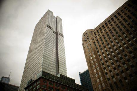 arkkitehtuuri, pilvenpiirtäjä, torni, rakentaminen, kaupunki, moderni, liiketoiminnan, keskusta