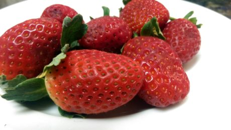 delicious, food, strawberries, fruit, sweet, strawberry, produce, berry
