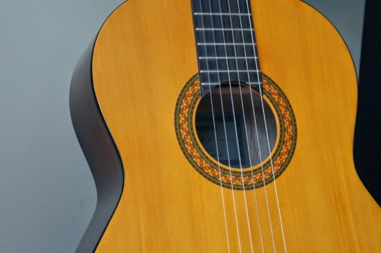 Klassiker, Musik, Klang, akustisch, musikalischen, Gitarre, Holz, Instrument