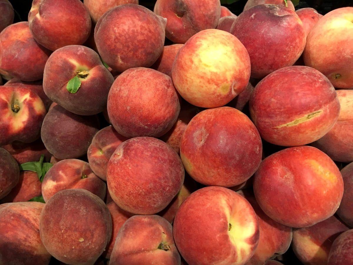 hrana, voće, proizvesti, breskva, nektarina, zdrav, slatko, mnogi