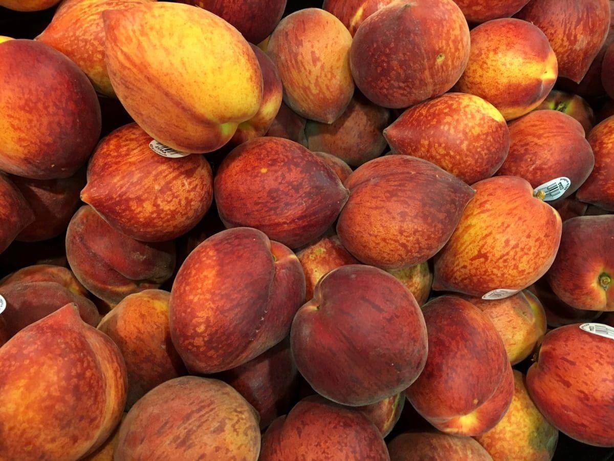peach, fruit, produce, food, healthy, nutrition, health, delicious