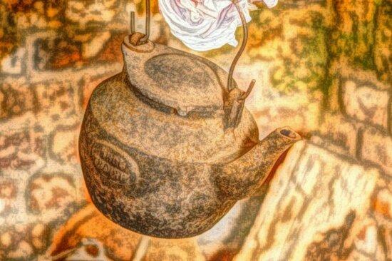 kitchenware, old, art, pottery, antique, pot, vintage, traditional