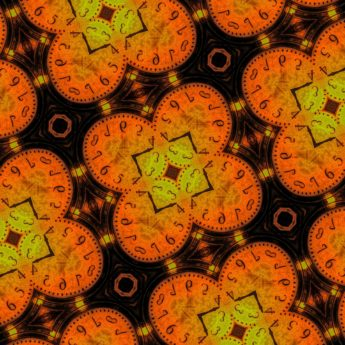 arabesque, jigsaw puzzle, ornament, clock, hour, time, abstract, texture