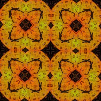 кръг, мозайка, абстрактни, модел, изкуство, текстура, тапети, художествени