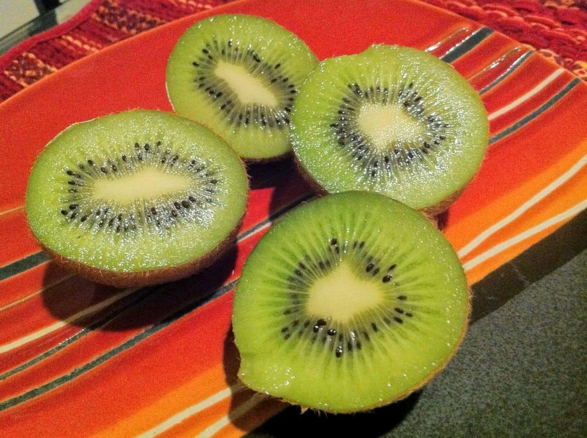 thực phẩm, Ngọt ngào, Quả kiwi, tươi, khỏe mạnh, trái cây, vitamin, chế độ ăn uống