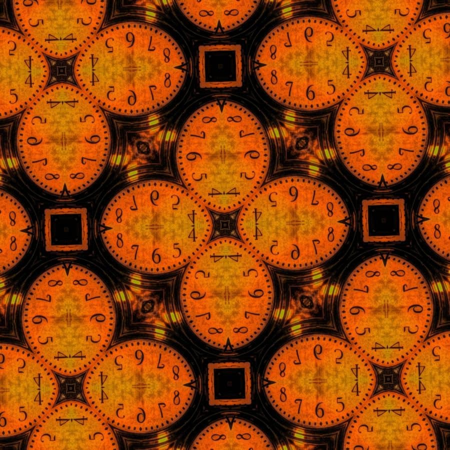 geometric, time, minute, watch, timer, timepiece, texture, hour