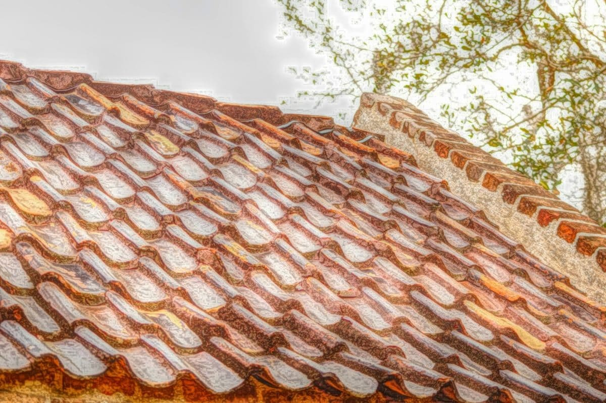 pokrivanje, krovište, materijal, krov, pločica, tekstura, uzorak, gradnja
