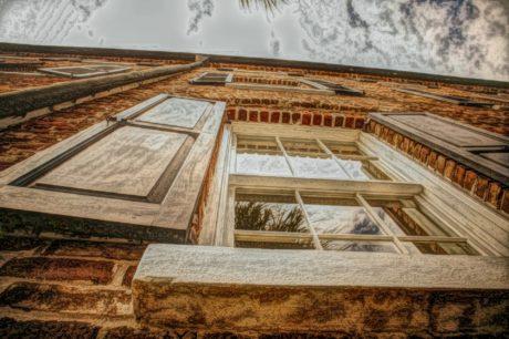摘要, 油画, 体系结构, 构建, 寺, 旅行, 回家, 木材