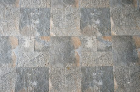 Cubeterning, væg, gamle, udtryk, sten, tekstur, cement, ru