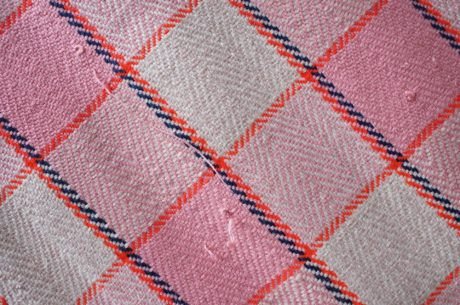 cube, pink, textile, wool, texture, linen, pattern, blanket