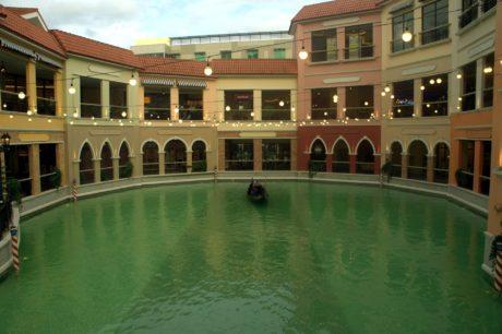 Itália, água, piscina, edifício, arquitetura, casa, viagens, Palácio