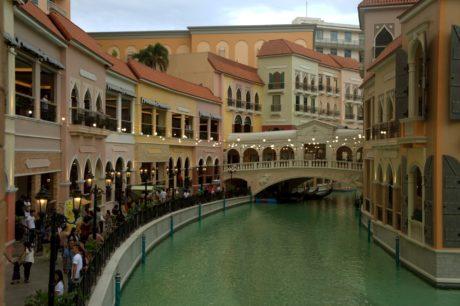 Itália, gôndola, barco, canal, Turismo, cidade, viagens, arquitetura
